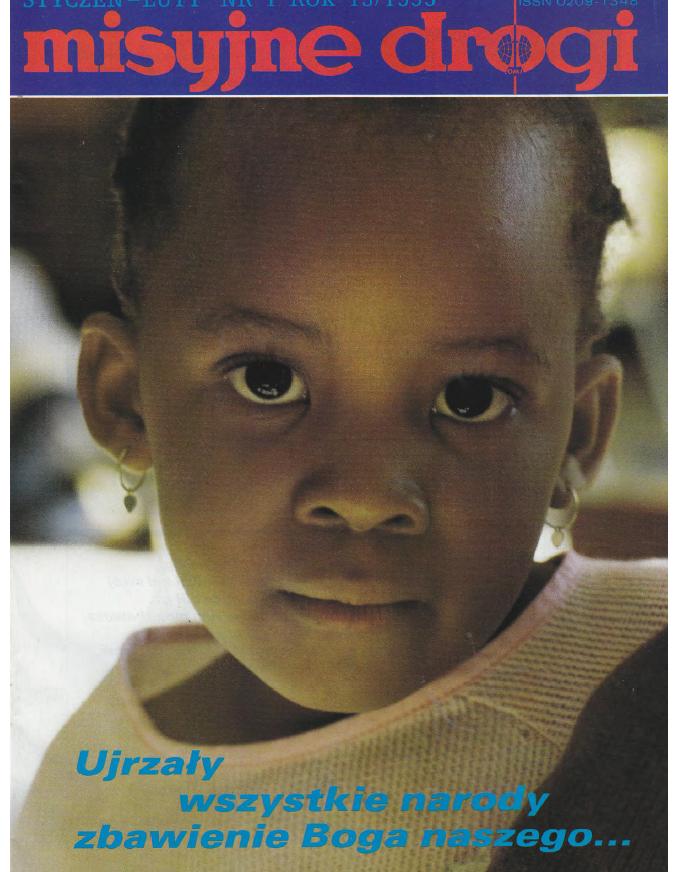 Misyjne Drogi nr 1 1995