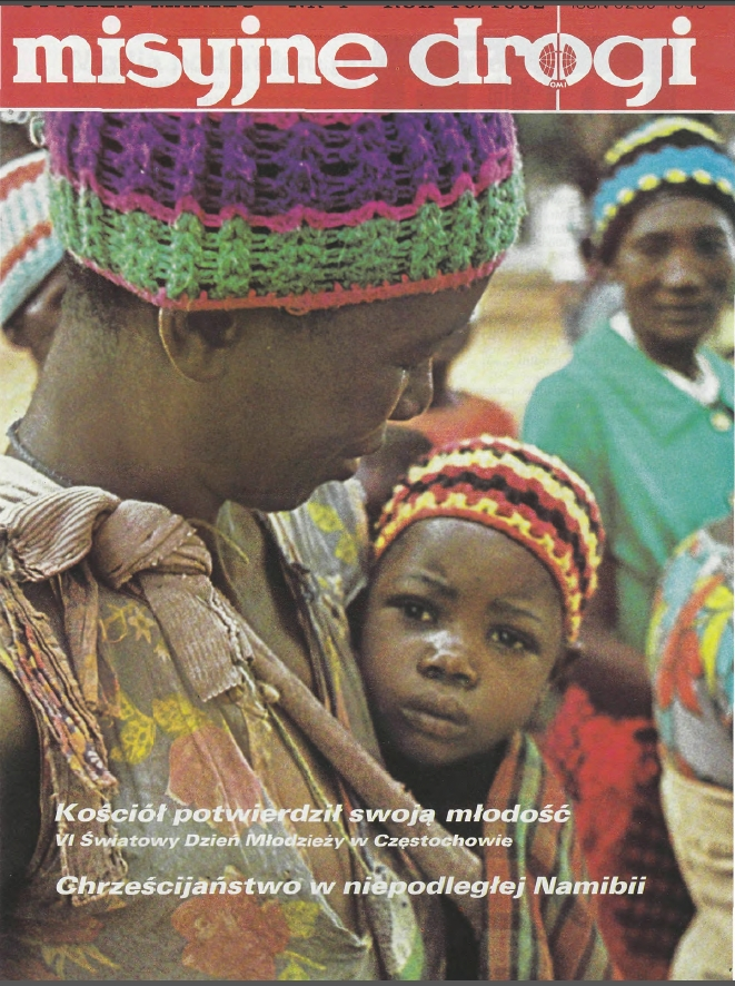 Misyjne Drogi nr 1 1992