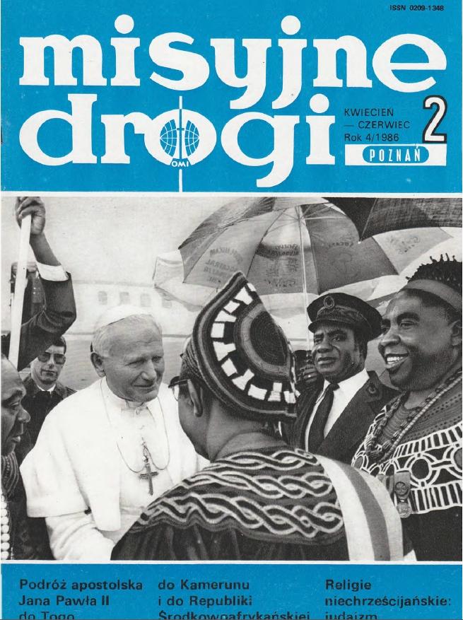 Misyjne Drogi nr 2 1986