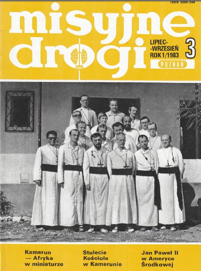 Misyjne Drogi nr 3 1983