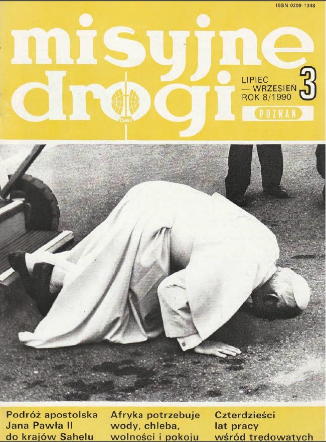 Misyjne Drogi nr 3 1990