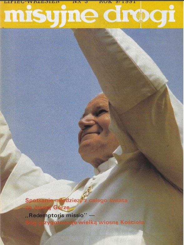 Misyjne Drogi nr 3 1991