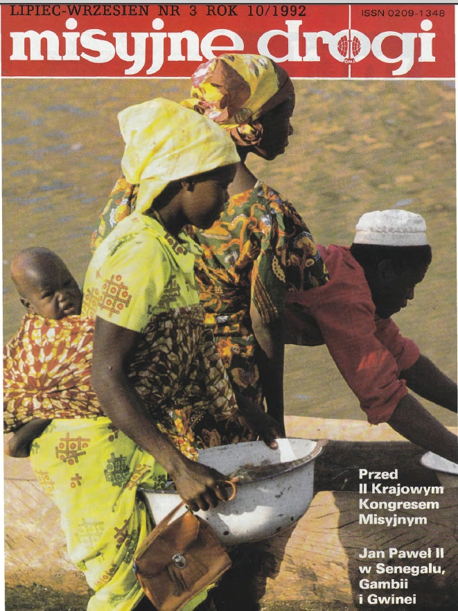 Misyjne Drogi nr 3 1992