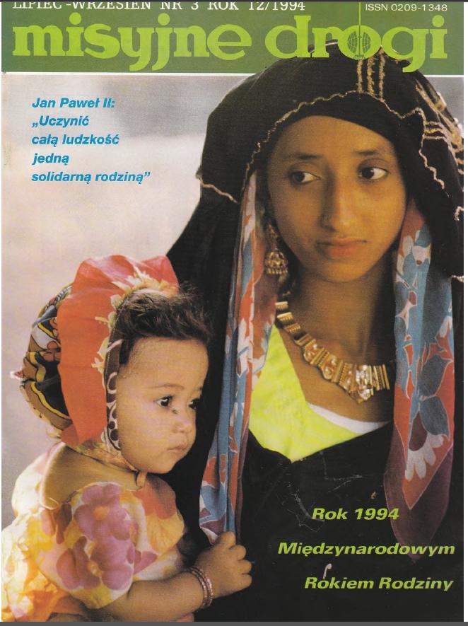 Misyjne Drogi nr 3 1994