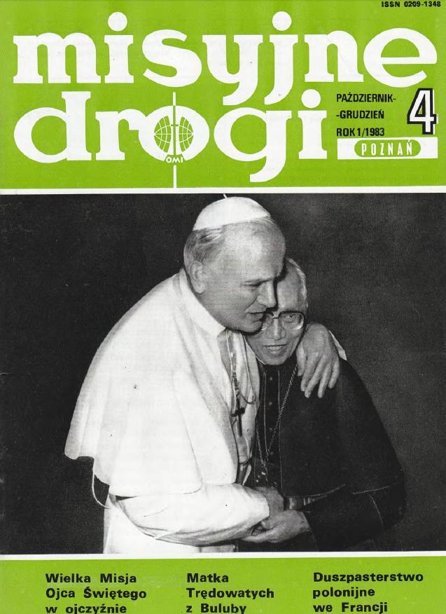 Misyjne Drogi nr 4 1983