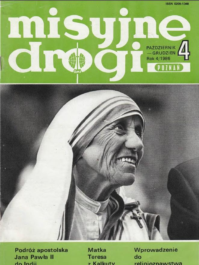 Misyjne Drogi nr 4 1986