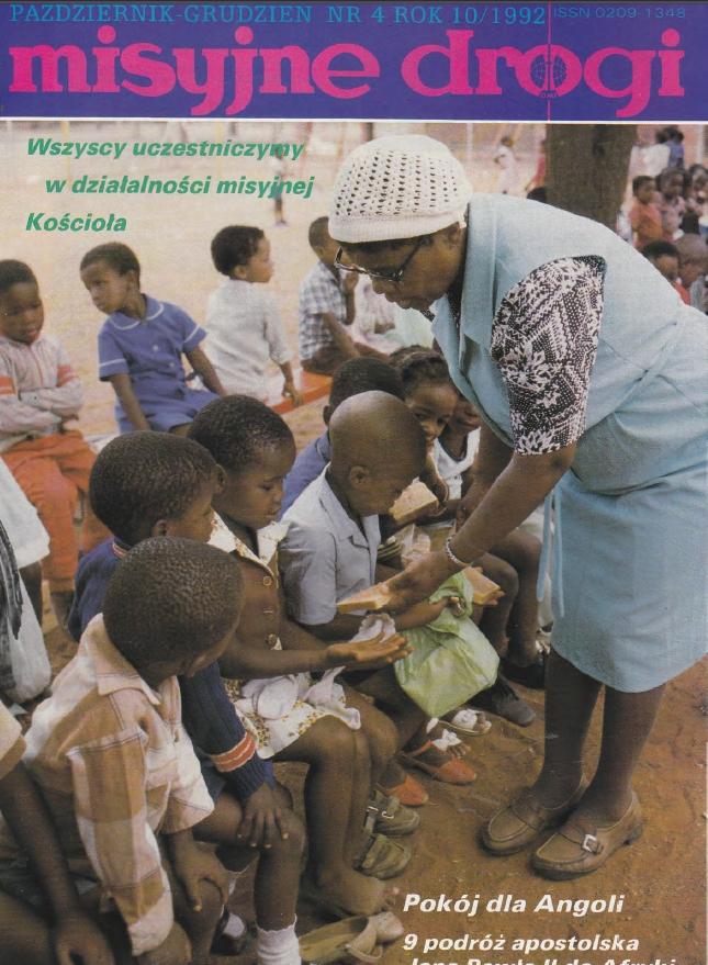 Misyjne Drogi nr 4 1992