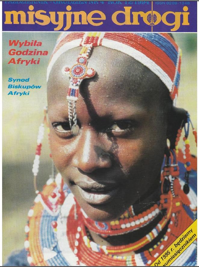 Misyjne Drogi nr 4 1994