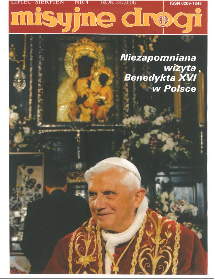 Misyjne Drogi nr 4 2006