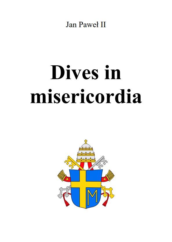 Encyklika Dives in misericordia