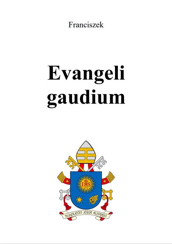 Adhortacja Evangelii gaudium