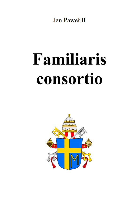Adhortacja Familiaris consortio