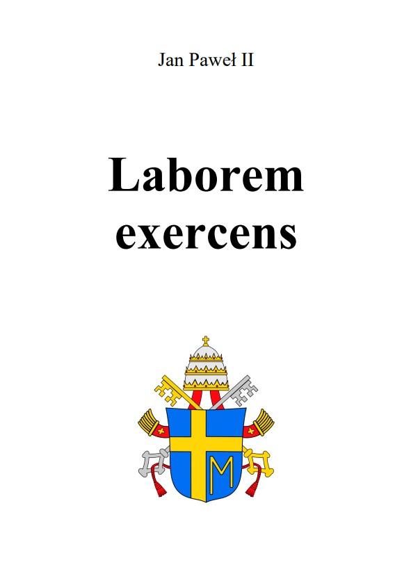 Encyklika Laborem exercens