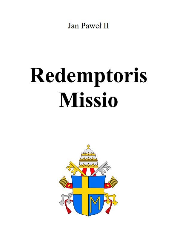Encyklika Redemptoris Missio
