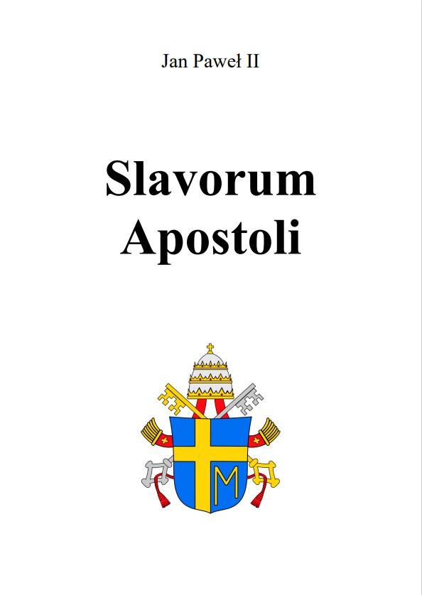 Encyklika Slavorum Apostoli